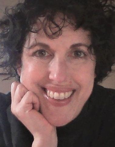Author Susan Rich
